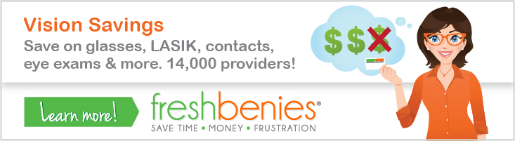 Vision and dental discount plans from freshbenies