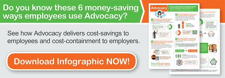 6 ways Advocacy saves money for employees