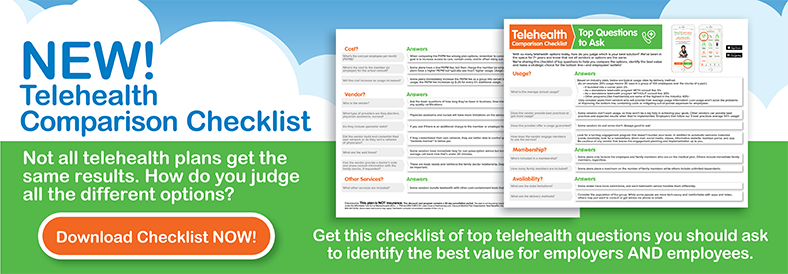 Telehealth Comparison Checklist